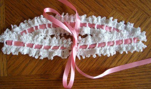 Becca's garter