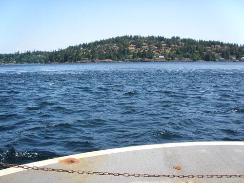 Wwkip ferry trip