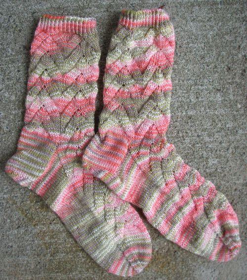 Toadyjoe socks 2