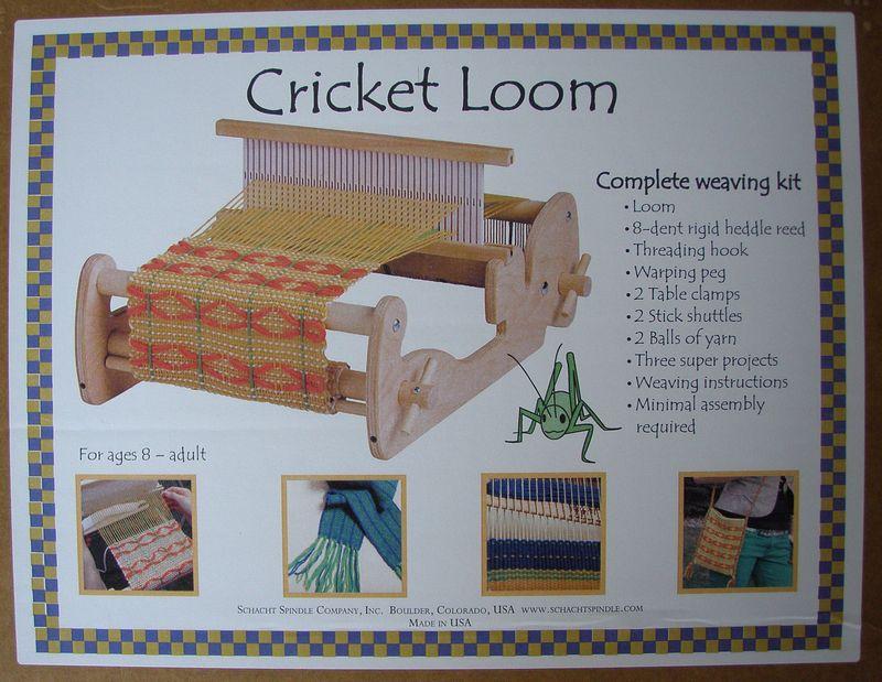 Cricket loom