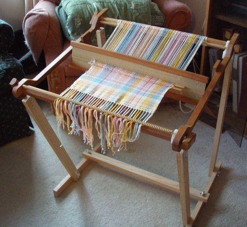 Beka loom and stand
