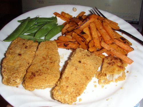 Easy Satruday dinner