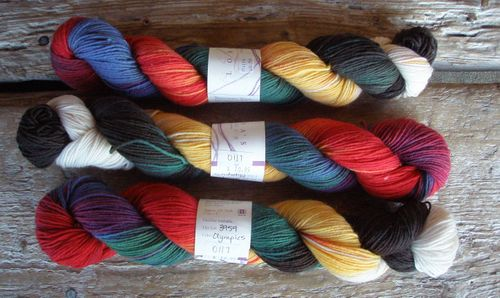 LL olympic yarn