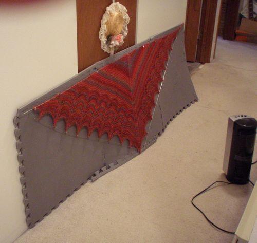 Hallway blocking