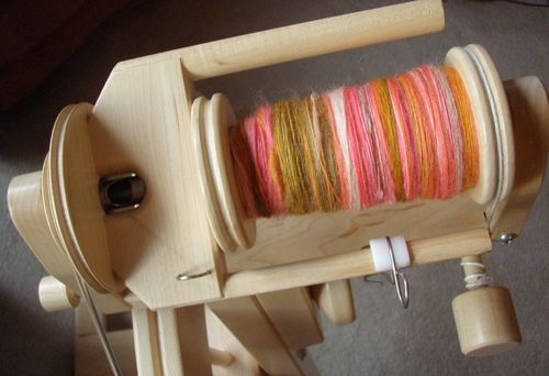Knotty falkland single on wheel