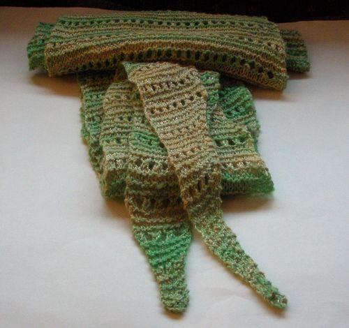 Handspun lacy baktus 4