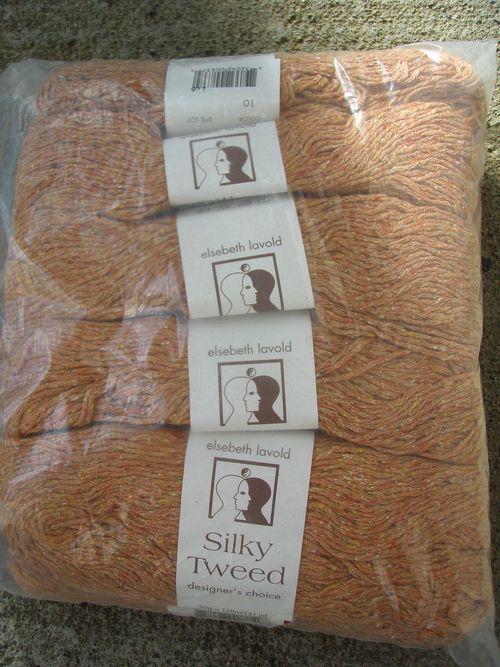 Lavold silky tweed