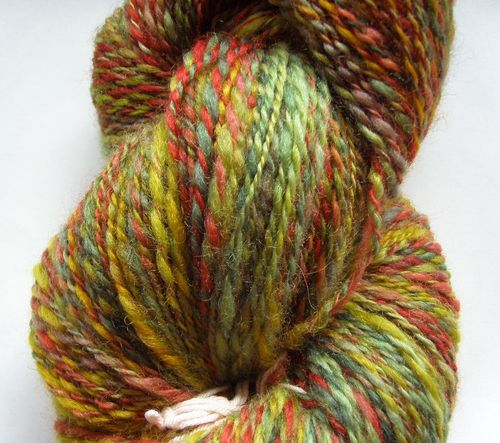 Cmf bfl Druidenzauber first skein close