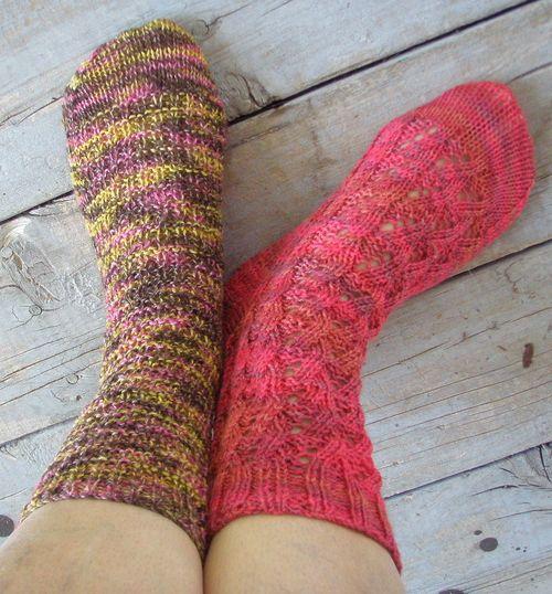 Knitspot socks