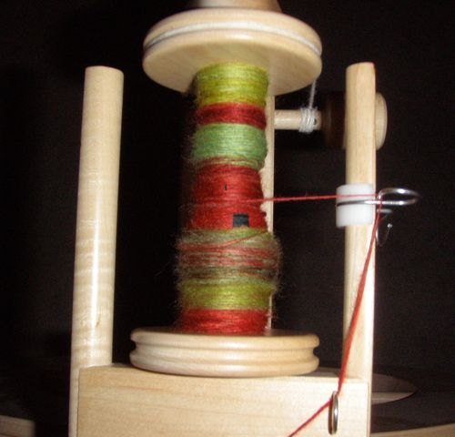 Cmf bfl Druidenzauber on wheel