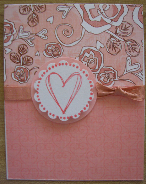 Homemade Anniversary Cards For Parents. 5.5quot;x4.25quot; Flat Cards;