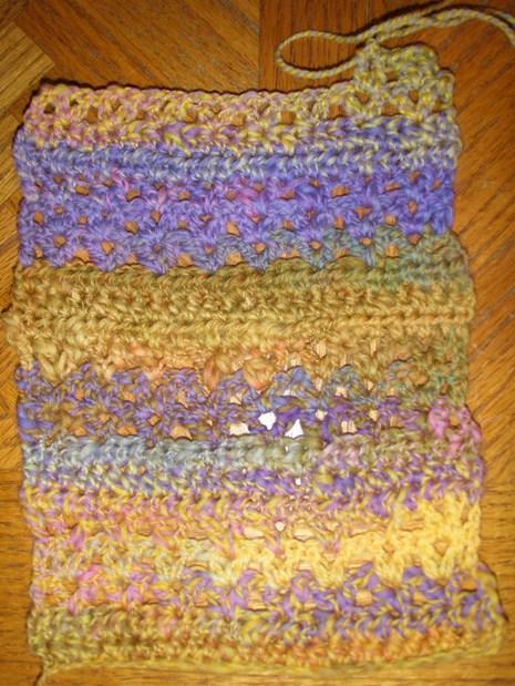 Crochet_handspun_scarf_wip