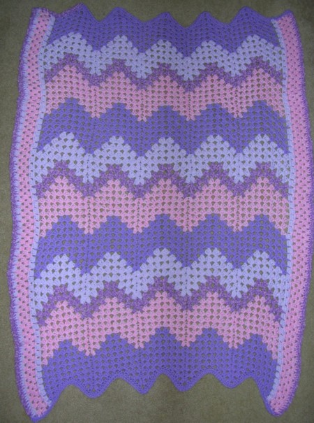 Crochet Baby Blanket Pattern – Crochet Hooks You